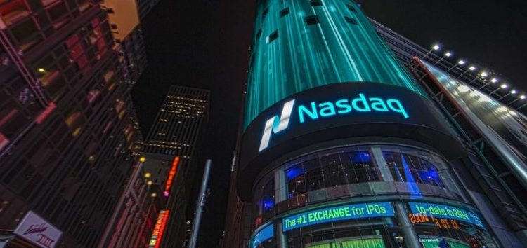 The blockchain company Diginex may soon be listed on the Nasdaq